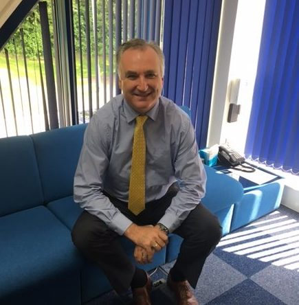 The Rakem Group welcomes new Chairman of the board to take on new projects