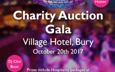 Charity gala prizes up for auction…bid now!