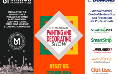 Dumond and Maker team up for the National Painting and Decorating Show