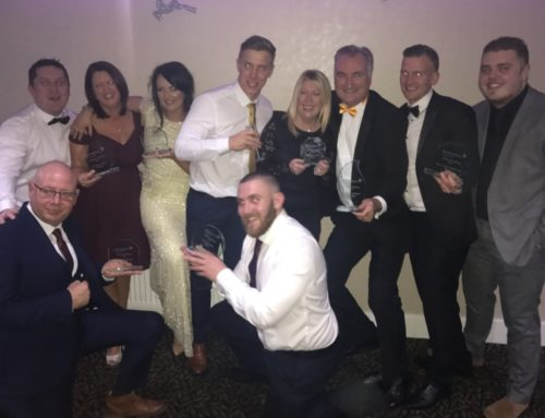 Bury Hospice Awards – Great results for The Rakem Group