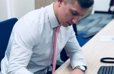 You're Hired! Apprentice Focus –    Q & A with Danny Ashburner